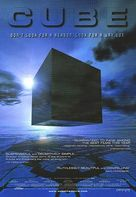 Cube - Movie Poster (xs thumbnail)
