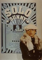 Solo Sunny - German Movie Poster (xs thumbnail)