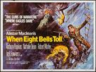 When Eight Bells Toll - British Movie Poster (xs thumbnail)