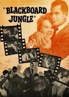 Blackboard Jungle - Movie Cover (xs thumbnail)