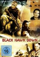 Black Hawk Down - German Movie Cover (xs thumbnail)