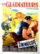 Demetrius and the Gladiators - French Movie Poster (xs thumbnail)