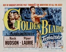 The Golden Blade - Movie Poster (xs thumbnail)