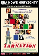 Tarnation - Polish Movie Poster (xs thumbnail)