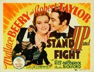 Stand Up and Fight - Movie Poster (xs thumbnail)
