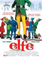Elf - French Movie Poster (xs thumbnail)
