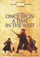 C'era una volta il West - DVD movie cover (xs thumbnail)