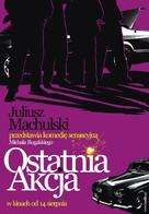 Ostatnia akcja - Polish Movie Poster (xs thumbnail)