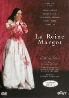 La reine Margot - French DVD cover (xs thumbnail)