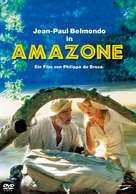 Amazone - German Movie Cover (xs thumbnail)