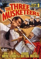 The Three Musketeers - DVD cover (xs thumbnail)