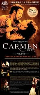 Carmen 3D - Hong Kong Movie Poster (xs thumbnail)