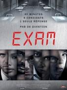 Exam - French Movie Poster (xs thumbnail)