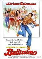Segni particolari: bellissimo - German Movie Poster (xs thumbnail)