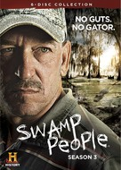 """Swamp People"" - DVD movie cover (xs thumbnail)"