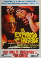 Horror Express - Mexican Movie Poster (xs thumbnail)