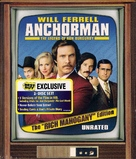 Anchorman: The Legend of Ron Burgundy - Blu-Ray cover (xs thumbnail)