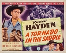 A Tornado in the Saddle - Movie Poster (xs thumbnail)