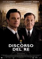 The King's Speech - Italian Movie Poster (xs thumbnail)