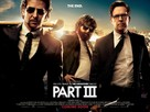The Hangover Part III - British Movie Poster (xs thumbnail)