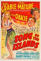 Song of the Islands - Movie Poster (xs thumbnail)