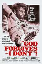 Dio perdona... Io no! - Movie Poster (xs thumbnail)
