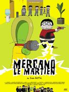 Mercano, el marciano - Argentinian poster (xs thumbnail)