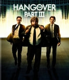 The Hangover Part III - Blu-Ray movie cover (xs thumbnail)