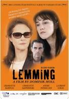 Lemming - Turkish Movie Poster (xs thumbnail)