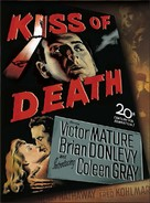 Kiss of Death - DVD cover (xs thumbnail)