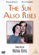 The Sun Also Rises - British Movie Cover (xs thumbnail)