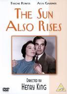The Sun Also Rises - British Movie Cover (xs thumbnail)