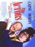 The Actors - British poster (xs thumbnail)