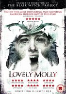 Lovely Molly - British DVD cover (xs thumbnail)