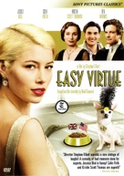 Easy Virtue - DVD movie cover (xs thumbnail)