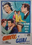 Amore e guai - Italian Movie Poster (xs thumbnail)
