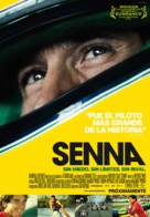 Senna - Spanish Movie Poster (xs thumbnail)