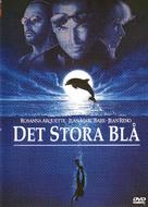 Le grand bleu - Swedish DVD movie cover (xs thumbnail)