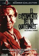 The Quatermass Xperiment - Spanish Movie Cover (xs thumbnail)