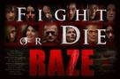 Raze - German Movie Poster (xs thumbnail)