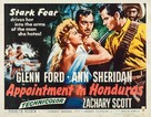 Appointment in Honduras - Movie Poster (xs thumbnail)