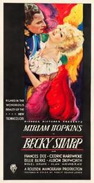 Becky Sharp - Movie Poster (xs thumbnail)