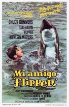 Flipper - Spanish Movie Poster (xs thumbnail)
