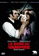 Blood of the Vampire - French Movie Cover (xs thumbnail)
