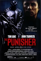 The Punisher - Video release poster (xs thumbnail)