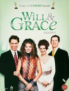 """Will & Grace"" - Danish DVD cover (xs thumbnail)"