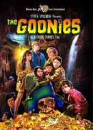 The Goonies - Norwegian Movie Cover (xs thumbnail)