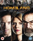 """Homeland"" - British Movie Cover (xs thumbnail)"