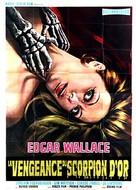 Im Banne des Unheimlichen - French Movie Poster (xs thumbnail)