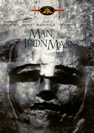 The Man In The Iron Mask - DVD movie cover (xs thumbnail)